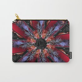 dead bat mandala Carry-All Pouch