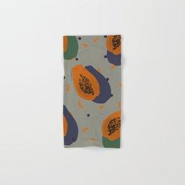 Papaya Hand & Bath Towel