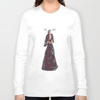 frida kahlo Long Sleeve T-shirts featuring Frida Kahlo by antoniopiedade