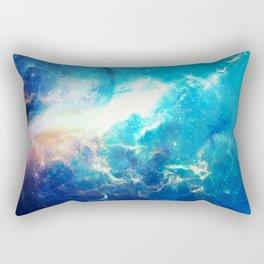 Stars Painter Rectangular Pillow