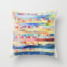 Amalgamate Throw Pillow
