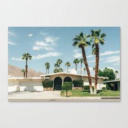 Memory form California Canvas Print