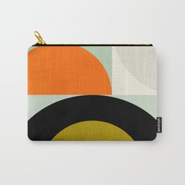 think big 3 shapes geometric Carry-All Pouch