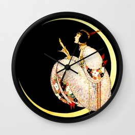 George Wolfe Plank Art Deco Magazine Cover #8 Wall Clock