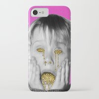 kevin russ iPhone & iPod Cases featuring Kevin by Douglas Hale
