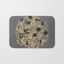 crumbling cookie Bath Mat