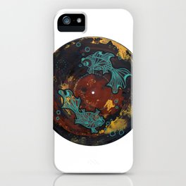 Two Lost Souls iPhone Case