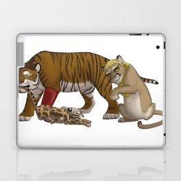Trash Trio Laptop & iPad Skin