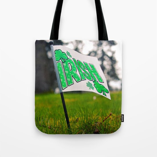Irish everywhere Tote Bag