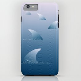Let's go swimming iPhone Case