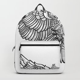 Time Owl Backpack