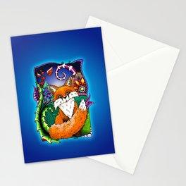 Lady Fox ZIA Stationery Cards