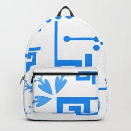 greek ornament            Backpack
