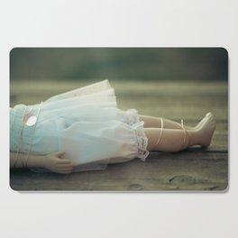 Alice's Escapades ~ Damsel in Distress Cutting Board