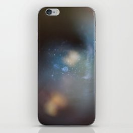 into the world of light iPhone Skin
