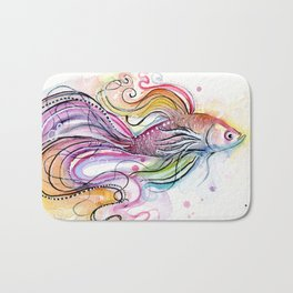 Betta Fish Bath Mat