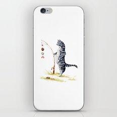 Gone Fish'en iPhone Skin