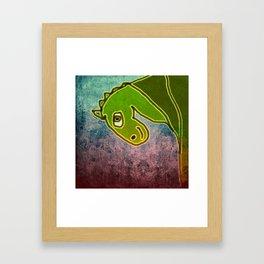Animal Brother - 2 Framed Art Print