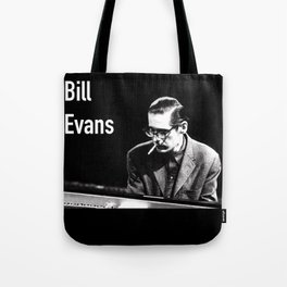 Bill Evans Tote Bag