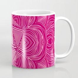 Natural 20 Mandala Seduced by a Bard Coffee Mug