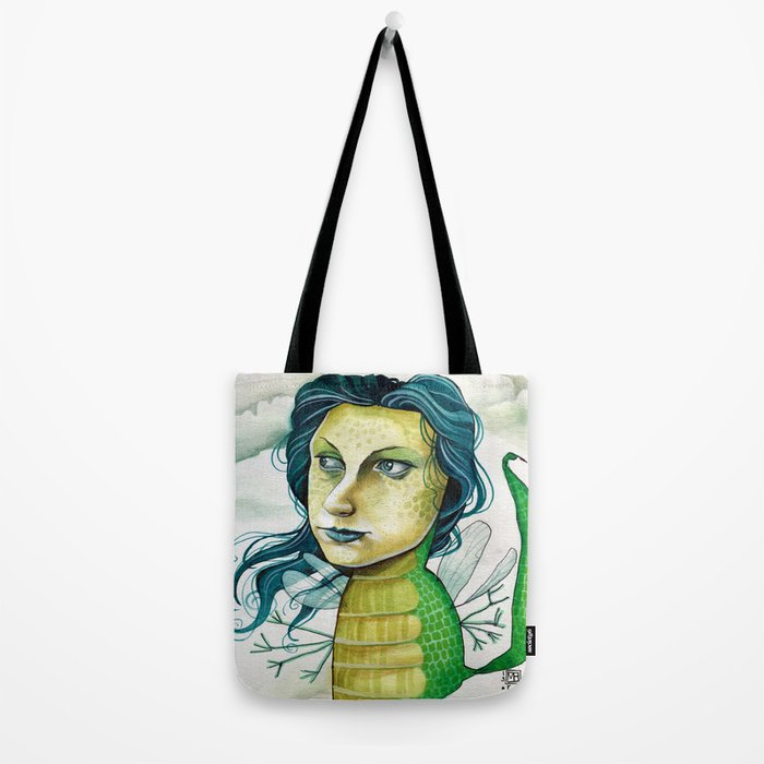 LOVELY CREATURE Tote Bag