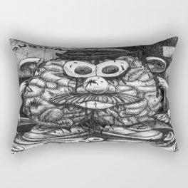 Mr. Brainhead Rectangular Pillow