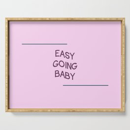 Easy Going Baby Serving Tray