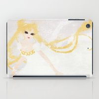 serenity iPad Cases featuring Serenity by Melissa Smith