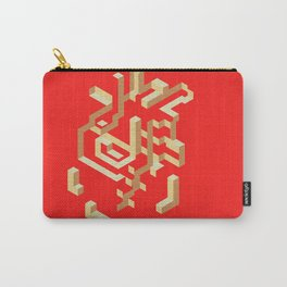 Brick heart Carry-All Pouch
