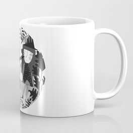 Our skeleton love Coffee Mug