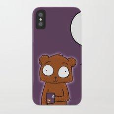 Kirk Mug Slim Case iPhone X