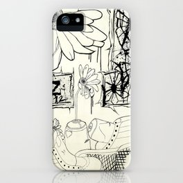Daisy's Closet iPhone Case