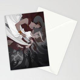 Orpheus and Eurydice Stationery Cards