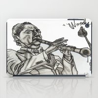 woody iPad Cases featuring WOODY by TATTZ4CARZ