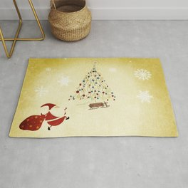 Oh Christmas tree Rug