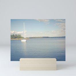Morning on Chesapeake Bay Mini Art Print