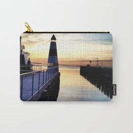 Port Jefferson Ferry Dock Carry-All Pouch