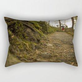 Caminos de Oregon Rectangular Pillow