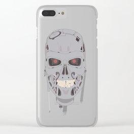 Terminator Clear iPhone Case