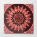 Mandala mystic flower by christinebssler