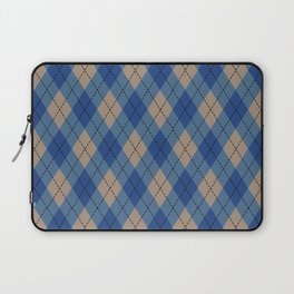 Christmas Sweater Winter Colors Laptop Sleeve