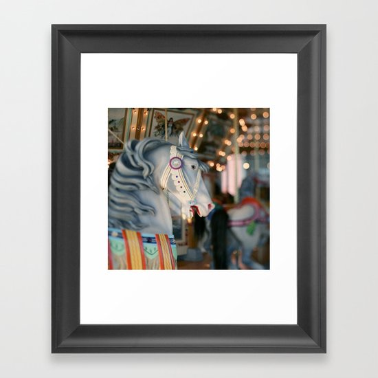 Pepper Framed Art Print