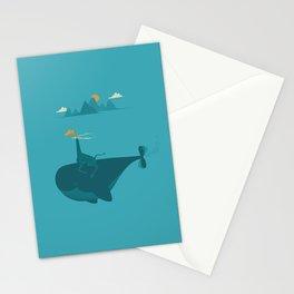 Nature's Submarine Stationery Cards