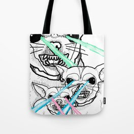 DESTROY Tote Bag