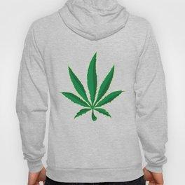 Marijuana Pot Leaf Hoody