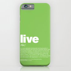 definition LLL - Live iPhone 6s Slim Case