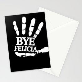 Bye Felicia Stationery Cards