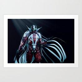Spawn Horizontal1 Art Print