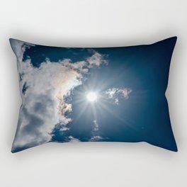 Our Sun Rectangular Pillow