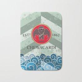 Chewacardi Bath Mat